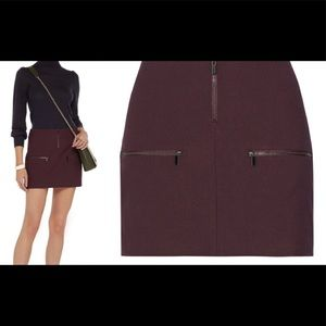Elizabeth and James Faye mini skirt